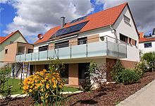 Wohnhaus R. in Greding