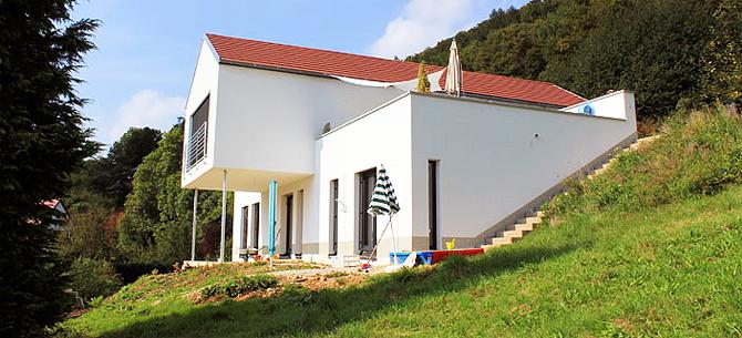 Wohnhaus D. in Pommelsbrunn